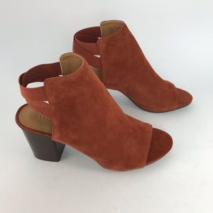 Kenneth Cole Reaction Fridah Fly Suede Booties